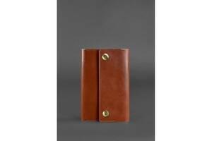 Кожаный блокнот (Софт-бук) 5.0 светло-коричневый BlnkntBN-SB-5