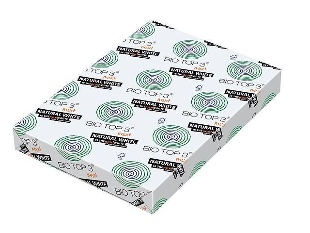 продам Кремовая бумага SRA3 120 и 300г/м2.  BIO TOP 3 next, MONDI, для цифровой печати бу в Киеве