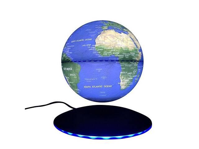 купить бу Левитирующий глобус 6 дюймов Levitating globe (LPG6001B) в Киеве
