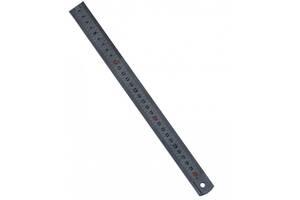 Линейка разметочная измерительная Микротех ЛР 1000 (0-1000 мм; дискретность 0,5 и 1 мм; ±0,20) (mdr_6285)