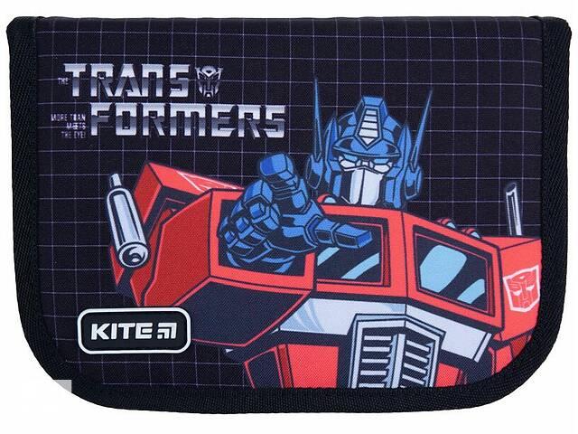 купить бу Пенал с наполнением Kite Education Transformers черный в Киеве