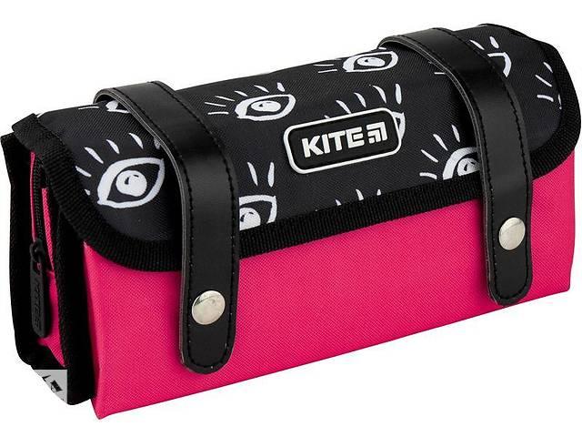 купить бу Пенал школьный Kite City розовый в Киеве