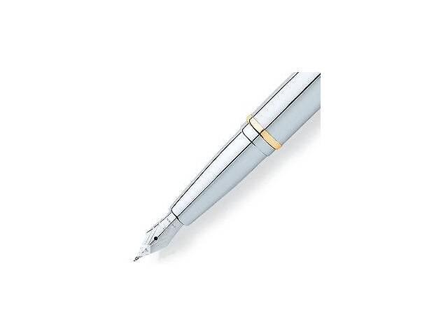 продам Перьевая фирменная ручка Cross ATX Medalist FP Cr88610 серебристая бу в Киеве
