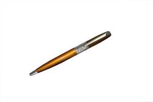 Ручка шариковая Pierre Cardin Rex Черная Золотистый корпус (2205BP)