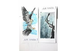 Рисунок, открытки на заказ