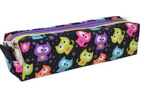 Школьный пенал Yes Crazy kittens разноцветный