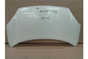б/у Капоты Nissan Micra