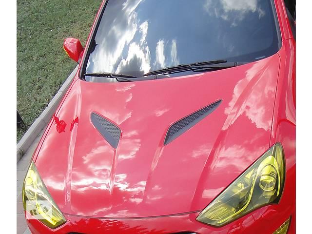бу Капот для легкового авто Hyundai Genesis Coupe  в Херсоне