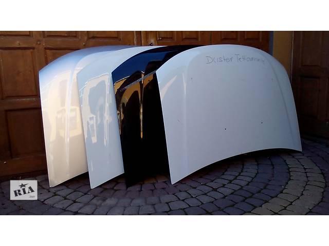 купить бу Капот для легкового авто Рено Renault Duster Дастер в Львове