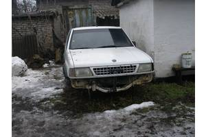 Капоты Opel Frontera
