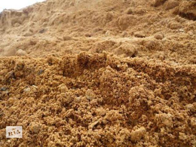 Карьерный песок от КП Недра, опт и мелкий опт.- объявление о продаже  в Донецкой области