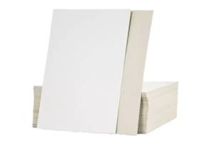 Картон белый, упаковка по 100 листов, А4 (210х297 мм), плотность 280 г/м2