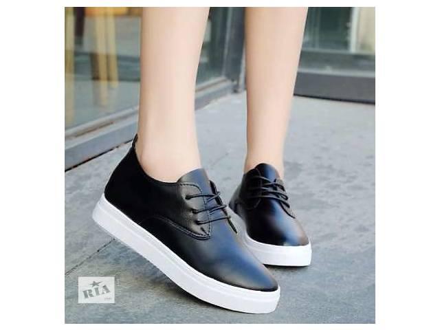 продам Кеды черные, кроссовки, мода , стиль бу в Киеве