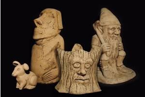 Керамика(архитектура,скульптура,садово-парковые изделия,настенные панно,сувенирная продукция)