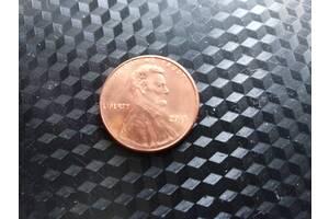 1 цент США