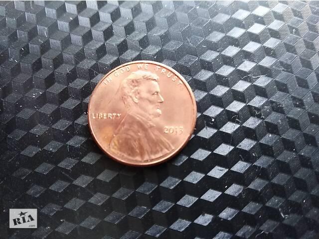бу 1 цент США в Киеве