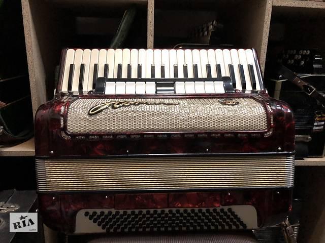 бу (1881) Немецкий аккордеон Horch 4\4 в Тернополе
