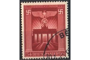 1943 - Рейх - 10 лет правления Mi.829