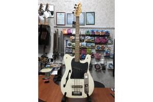 (4149) Бас Гітара Jolana Iris Bass (White)