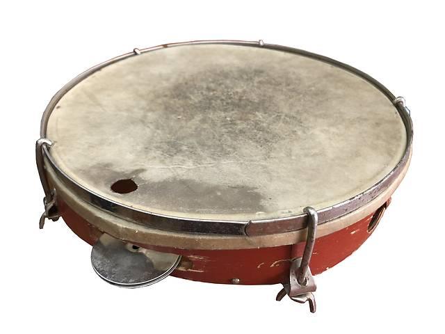 купить бу (4294) Бубен (Тамбурин) Мега Крутой Звук в Николаеве