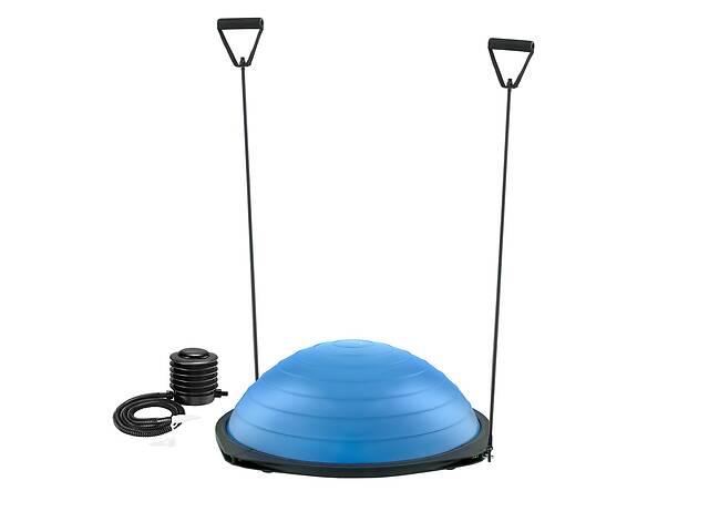 продам Балансировочная платформа 4FIZJO Bosu Ball 60 см 4FJ0036 Blue бу в Львове