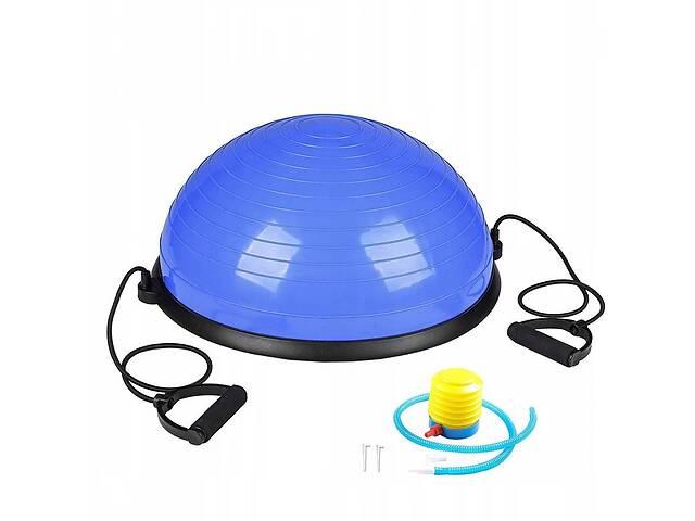 продам Балансировочная платформа Springos Bosu Ball 57 см BT0001 Blue бу в Львове