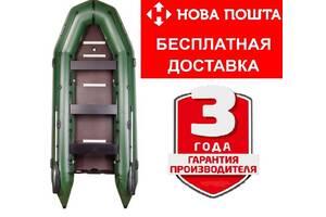 BARK BT-450S лодка моторная килевая восьмиместная
