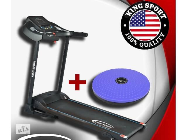 Беговая дорожка USA T-330 King Sport + Супер качество!