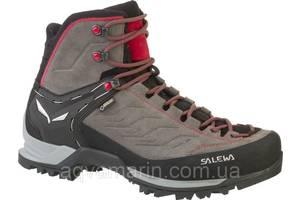 Ботинки Salewa MS MTN Trainer Mid GTX, Серо-красный (44.5)