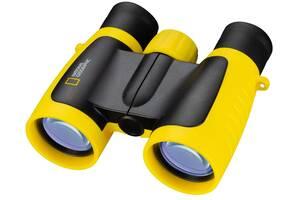 Бинокль детский National Geographic Junior желтый