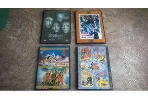 Cd и dvd музыка и фильмы .