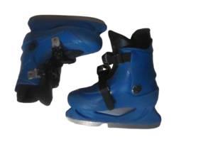 Детские коньки жесткий ботинок extraice