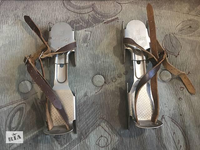 бу Детские коньки в Виннице