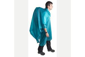 Дощовик-пончо Sea To Summit Ultra-Sil 15D Tarp Poncho Blue (STS APONCHO15DBL)