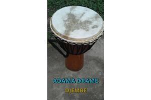 Джембе 14 дюймов+ чехол, подписная модель- Adama Drame