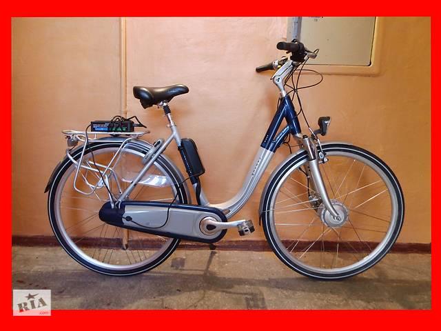 продам Электро-велосипед електро-велосипед 36 v планетарка NEXUS 7 Новый! бу  в Украине