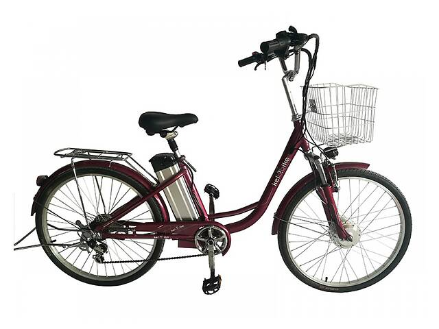 Электровелосипед Дорожный 26 Kelb.Bike 350W PAS Original- объявление о продаже  в Сумах