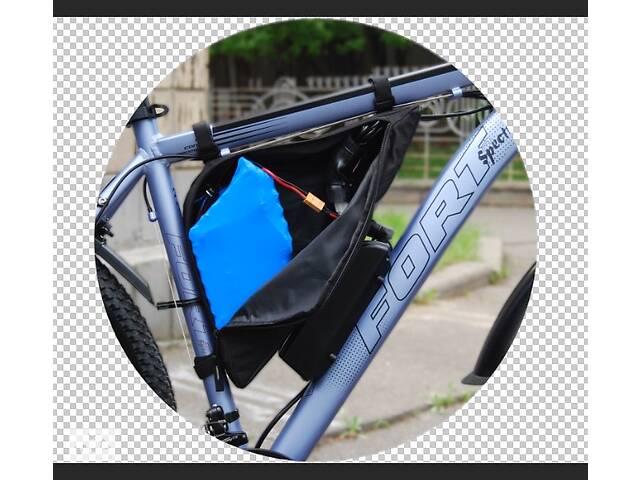 купить бу Электровелосипед Fort Spektrum 500W / Гарантия на аккумулятор 2 года в Киеве