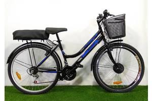 Электровелосипед Универсальный MUSTANG Новый Качество От Производителя