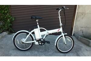 Электровелосипед с ручкой газа WBLDDC 250 Вт 20 колеса.