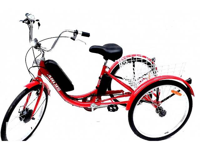Электровелосипед трехколесный грузовой ARDIS-E- объявление о продаже  в Одессе