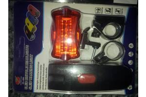 Фара для велосипеда самоката каляски перед-зад на світлодіодах LED