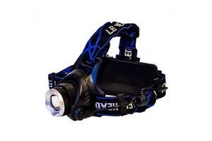 Фонарь налобный LED Headlight Q19 T6 3 режима