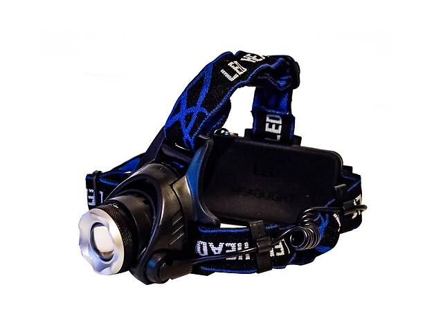 бу Фонарь налобный LED Headlight Q19 T6 3 режима в Харкові