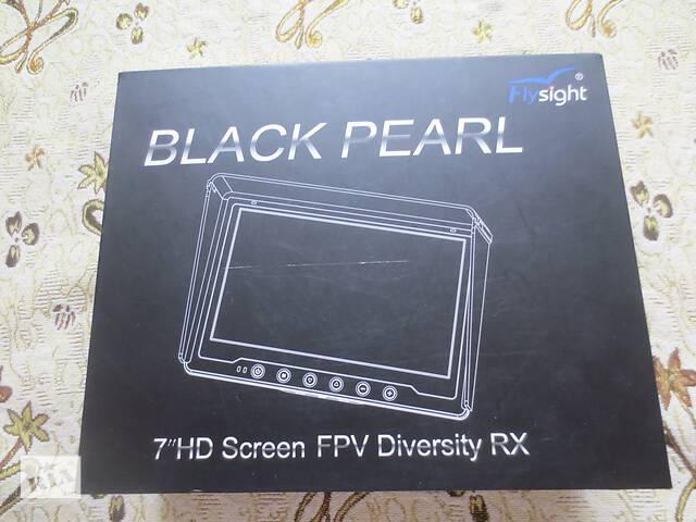 продам FPV монітор FlySight 32 Ch Black Pearl 5.8Ghz. Diversity бу в Сквирі