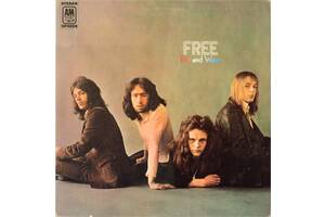 "Free ‎ ""Fire And Water"" - 1970 - 1st press."