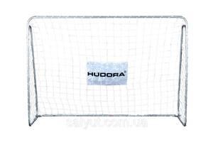 Футбольні ворота складні Hudora 213 х 152 см