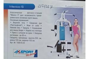 Фітнес-станція (тренажер універсальний спортивний) Інтер Атлетика