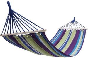 Гамак KingCamp Canvas Нammock (KG3762PY) Фиолетовый / Синий