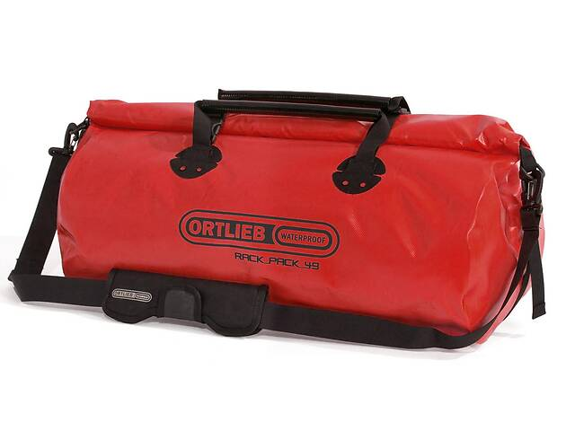 бу Гермобаул на багажник Ortlieb Rack-Pack red 49 л (K41) в Полтаве